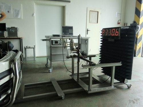 Vysokofrekvenční simulátory pro měřiče rychlosti